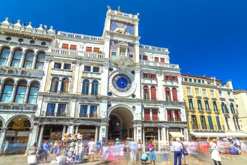 Torre dell'orologio di San Marco, Venezia