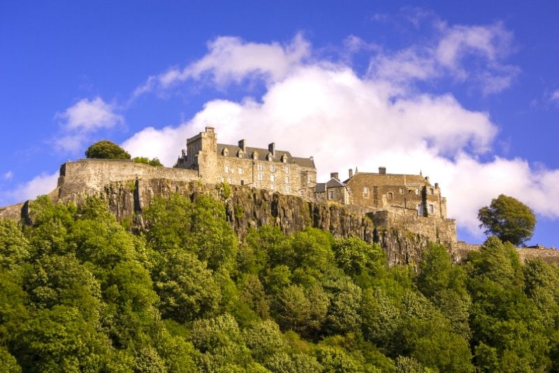 Stirling Castle, Schottland