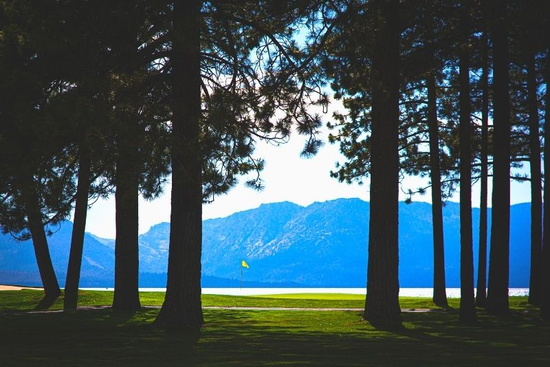 Tahoe Edgewood Golf Course