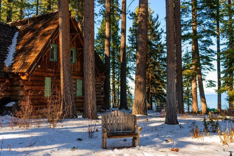 Tallac Historic Site, Lake Tahoe