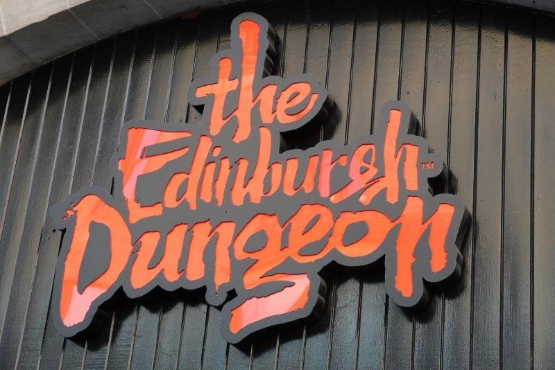 Der Edinburgh Dungeon