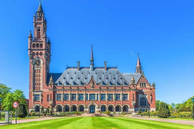 Palacio de la Paz de La Haya, Países Bajos