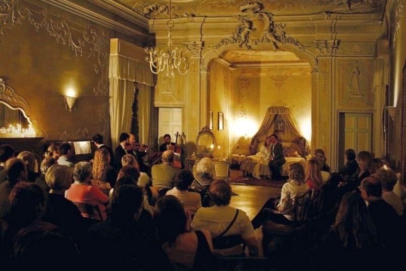 Opera itinerante, Venezia