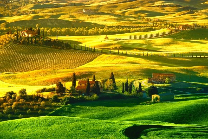 Tuscany day trip from Rome