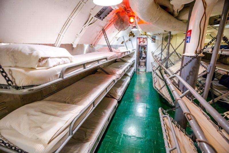 USS Bowfin Submarine Museum & Park, Oahu, Hawaii