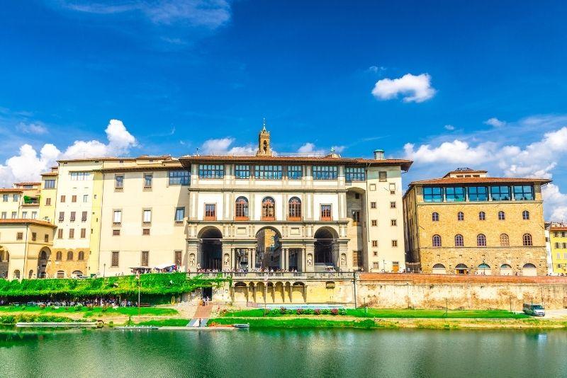 Uffizien Galerie, Florenz
