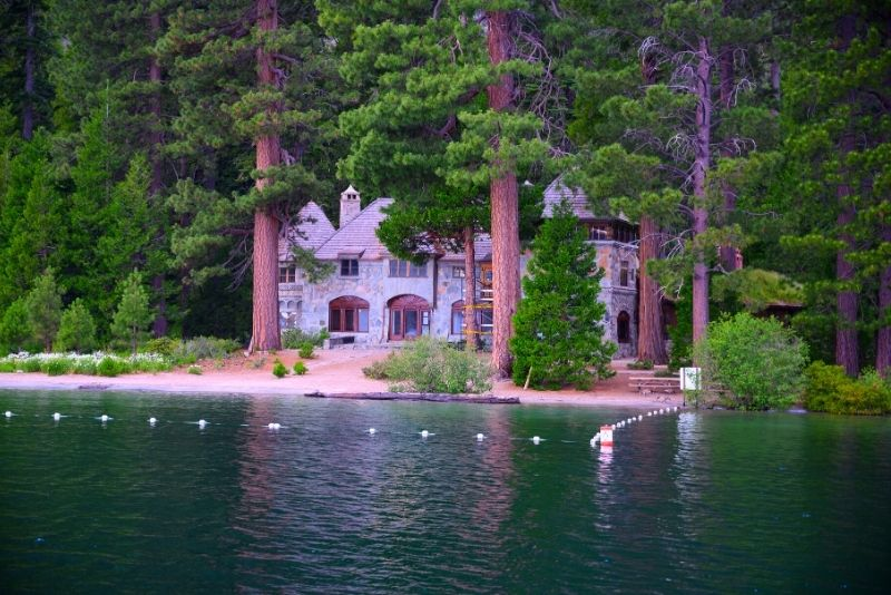 Vikingsholm Castle, Lake Tahoe