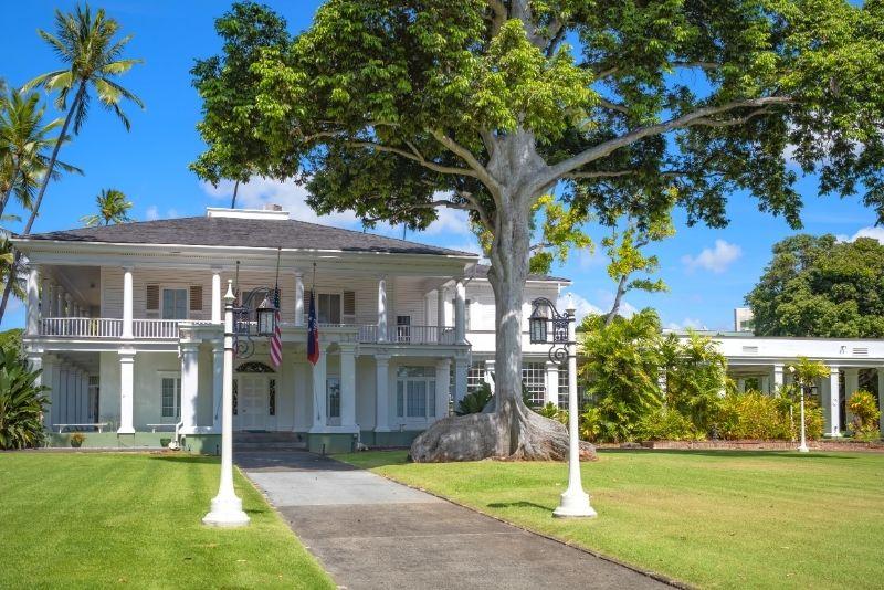 Washington Place, Oahu, Hawaii