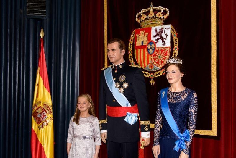 Wachsmuseum, Madrid