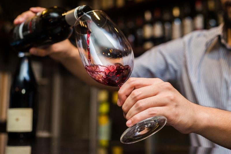Weinprobe Schön