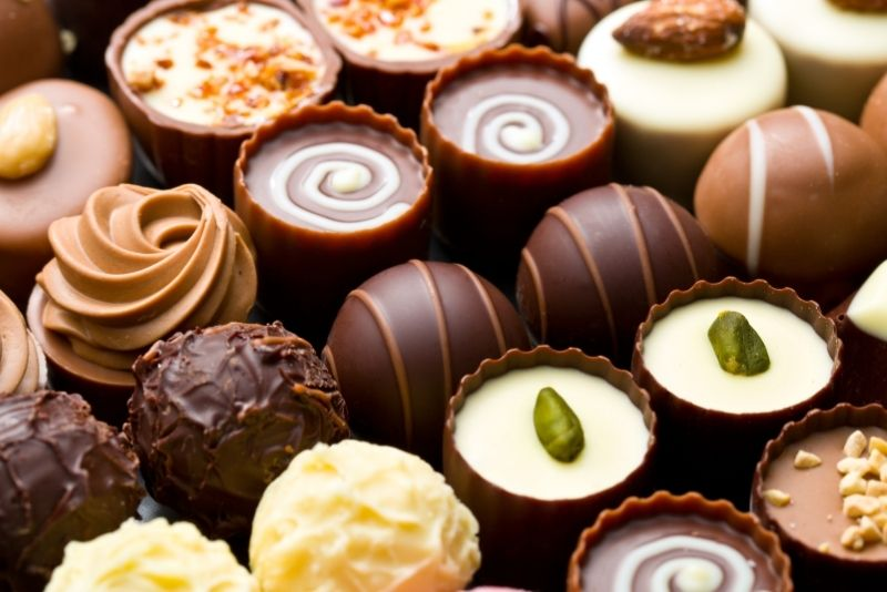 tour de chocolate en Amsterdam