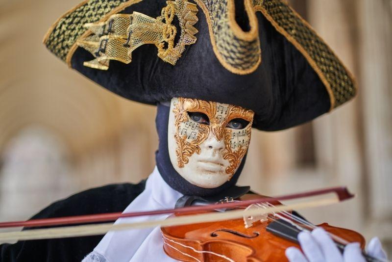 concerto di musica classica a Venezia