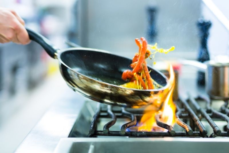 cooking class in Lake Tahoe