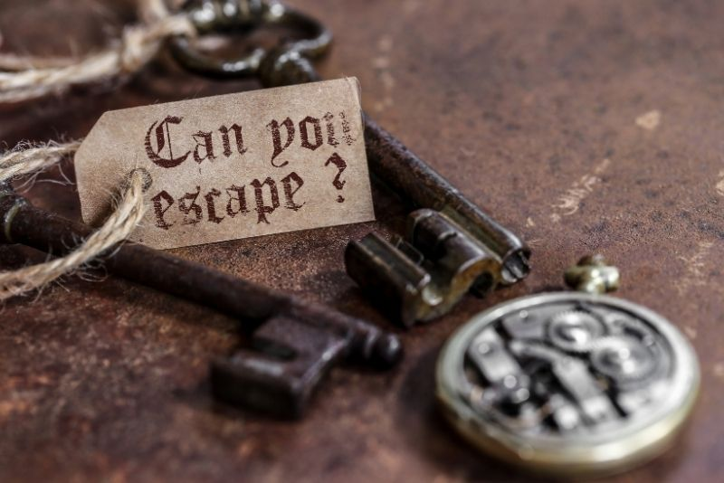escape room in Oahu