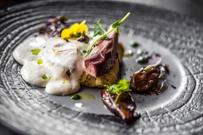 Gourmetrestaurants in Edinburgh