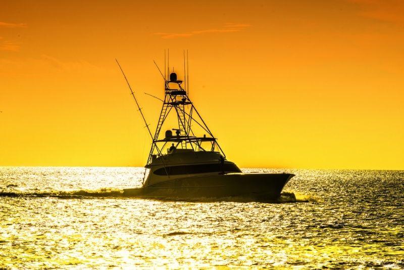 fishing in Oahu
