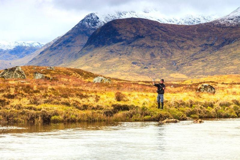Angeln in Schottland