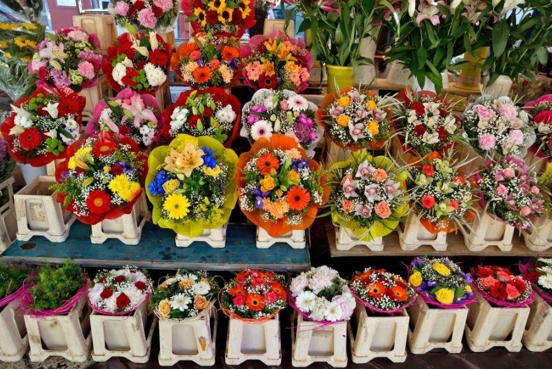 Blumenmarkt Schön