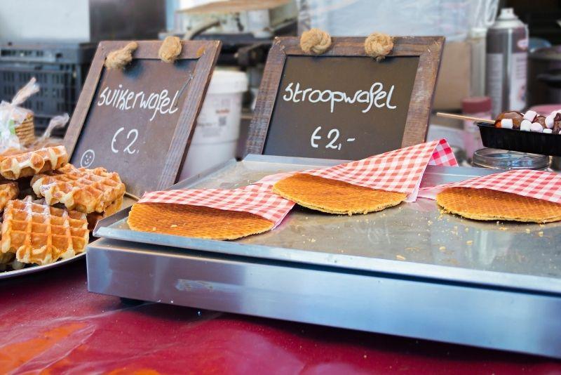 tour gastronómico en Amsterdam