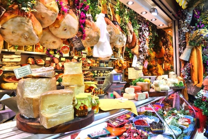 food tour in Florence