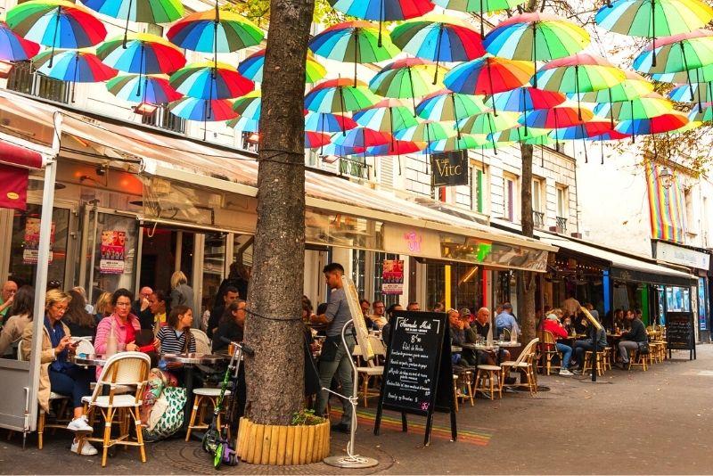 food tour in Le Marais