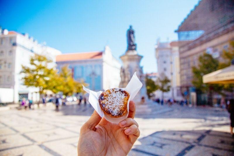 food tour in Lisbon