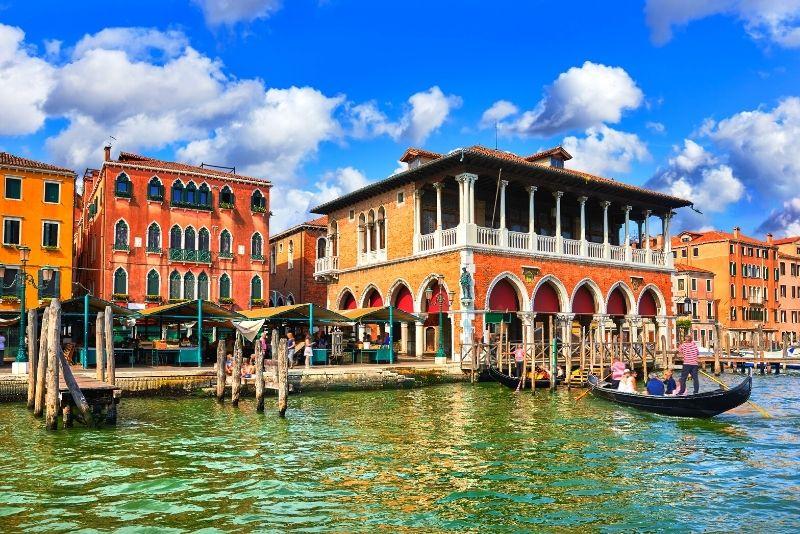 tour gastronomico a Venezia
