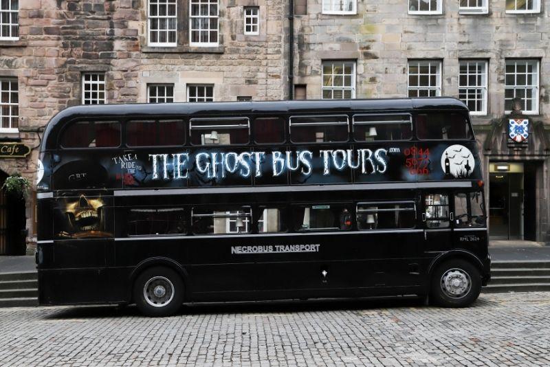 Geistertour in Edinburgh