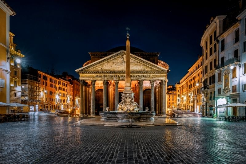 ghost tour in Rome