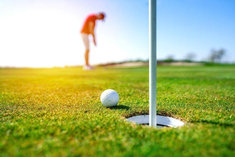 golf in Oahu