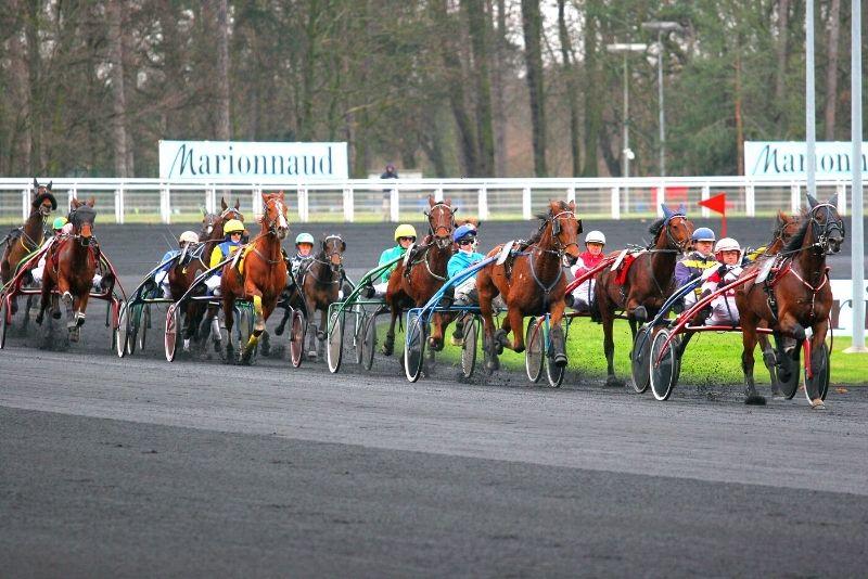 courses de chevaux à Paris