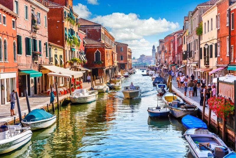 isola di Murano, Italia