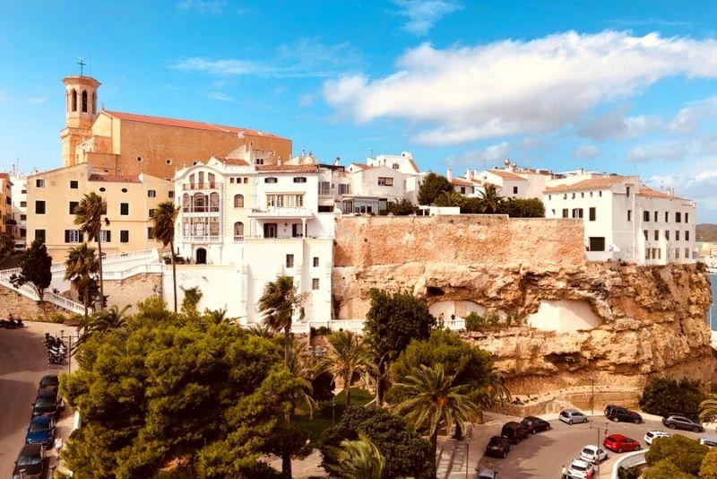 Altstadt von Mahón