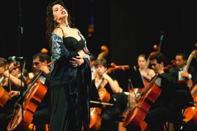 opera concert in Rome