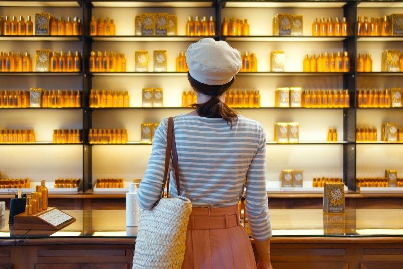 atelier de parfumerie à Paris