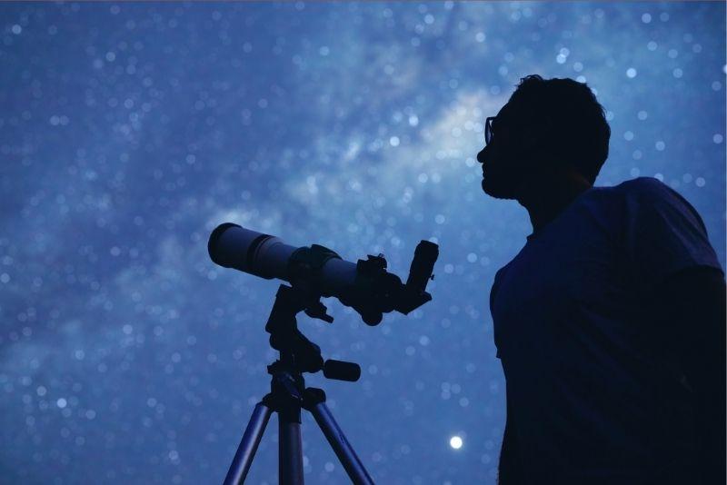 stargazing in Oahu