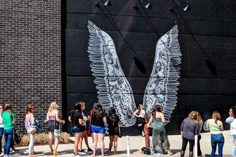 street art in Nashville