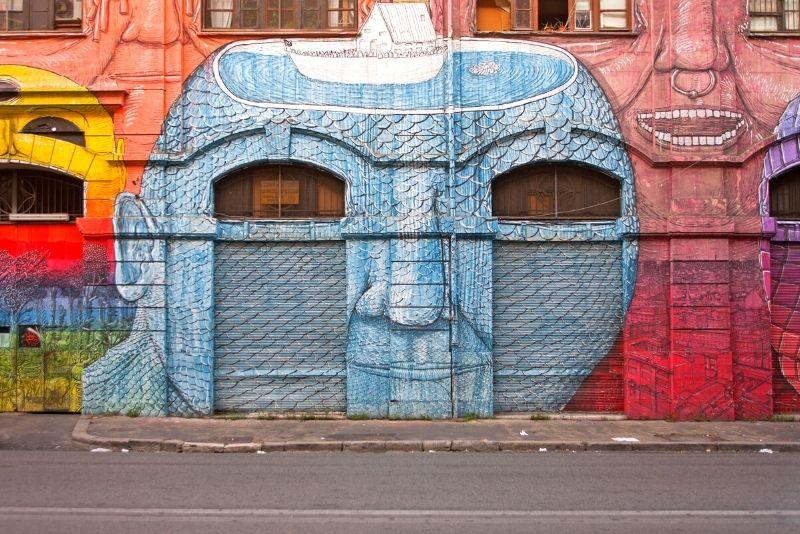 street art in Ostiense