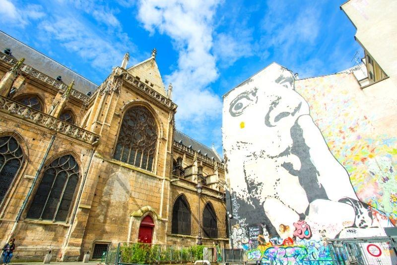 art de rue à Paris