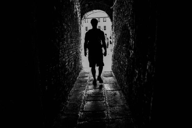 tour dei fantasmi sotterranei a Venezia