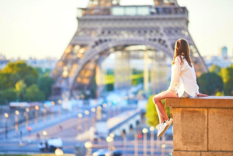 vues du Trocadéro