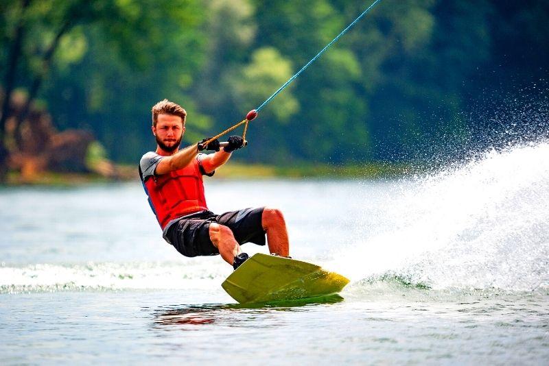 wakeboard à Verberie