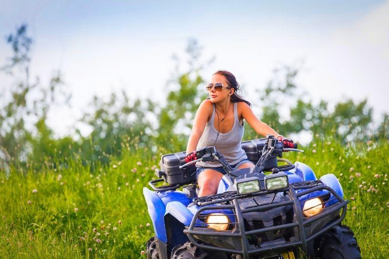 ATV tour, Big Island