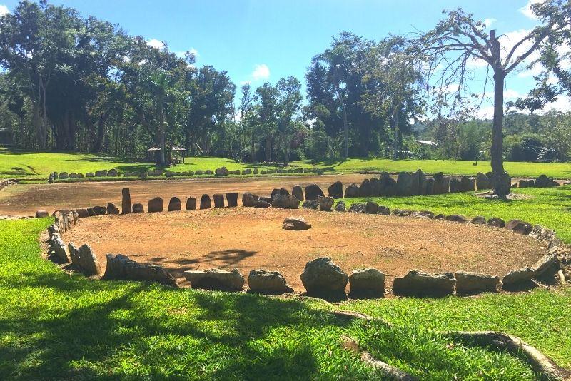 Caguana Indigenous Ceremonial Center, Puerto Rico