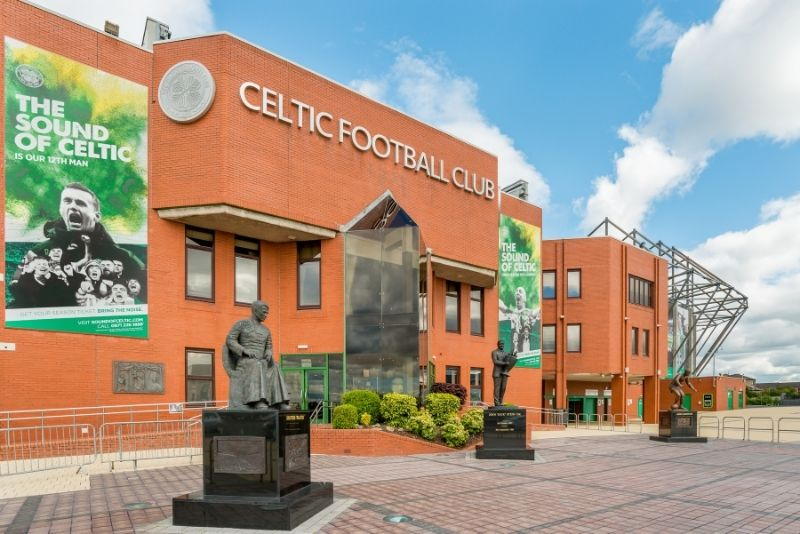Celtic Park stadium, Glasgow