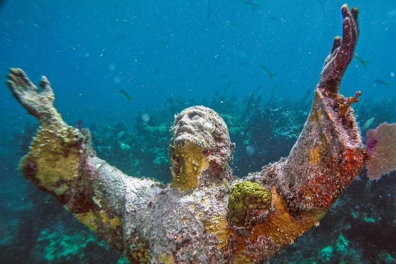 Christ of the Deep, Key Largo