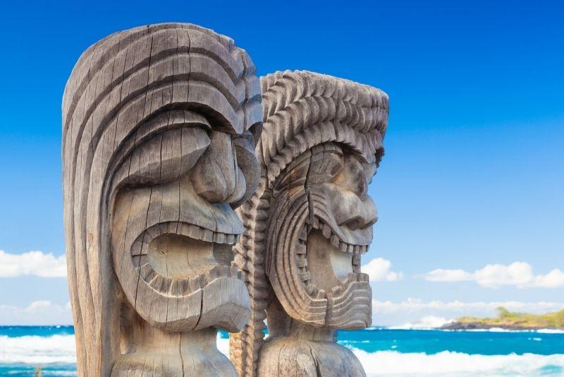 Circle Island tour, Big Island, Hawaii