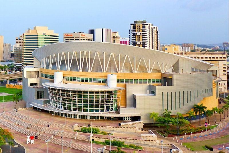 Coliseum of Puerto Rico José Miguel Agrelot