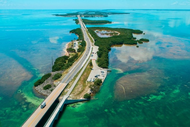 Florida Keys Overseas Heritage Trail, Key Largo