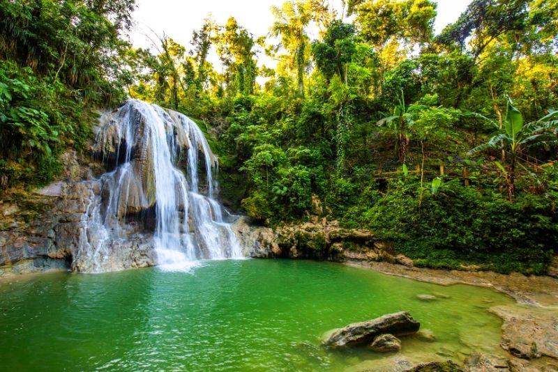 Gozalandia Falls, Puerto Rico